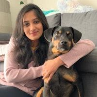 Jyotsna's dog boarding
