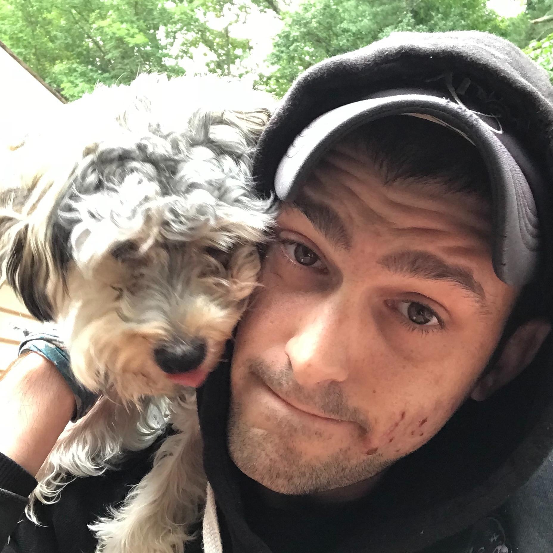 Steve's dog boarding