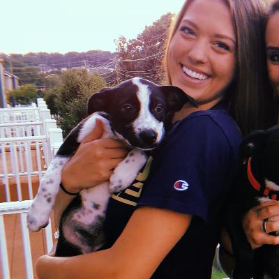 pet sitter Becca