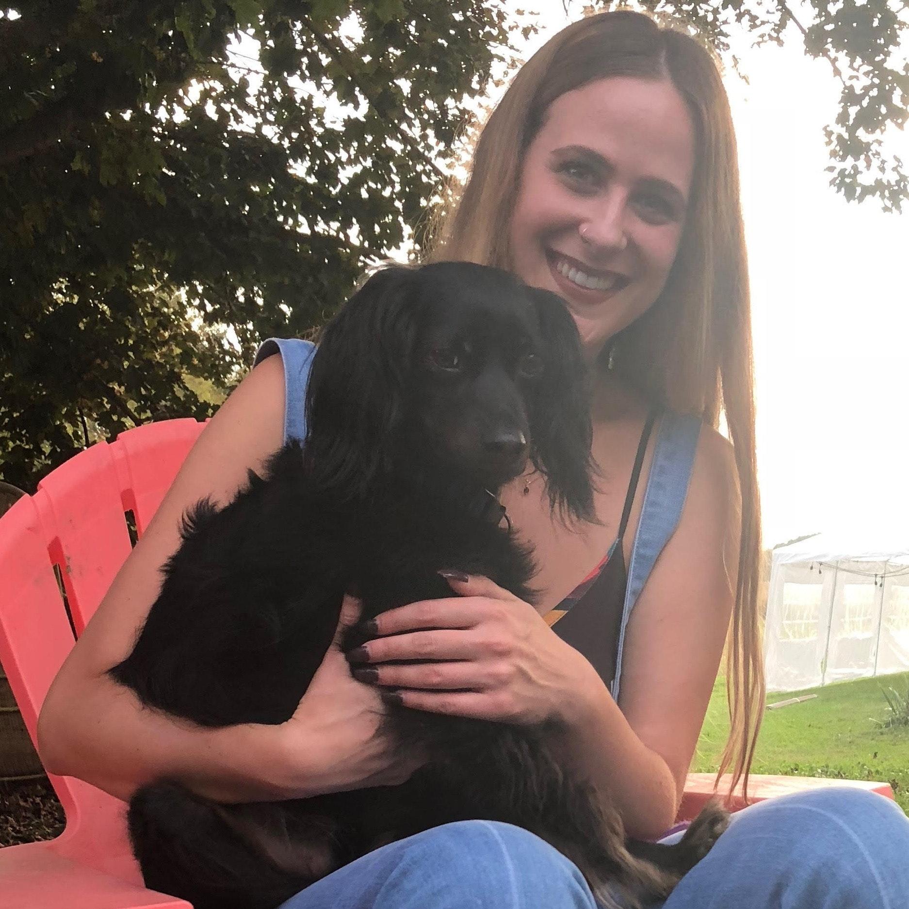 Georgia's dog boarding