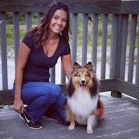 Luciana's dog boarding
