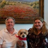 Robin & Anne's dog boarding