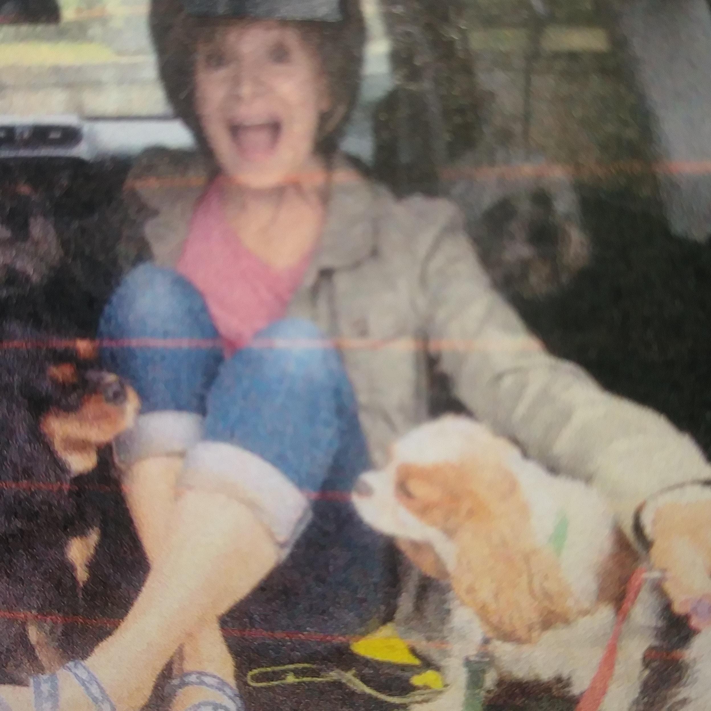 pet sitter Diane