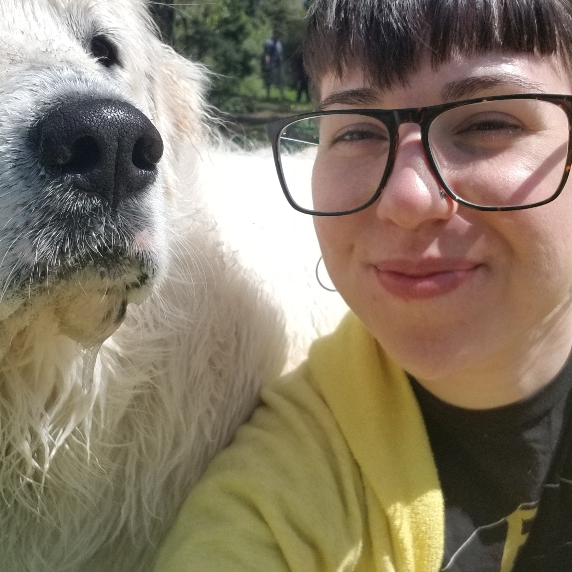 dog walker Jeanette