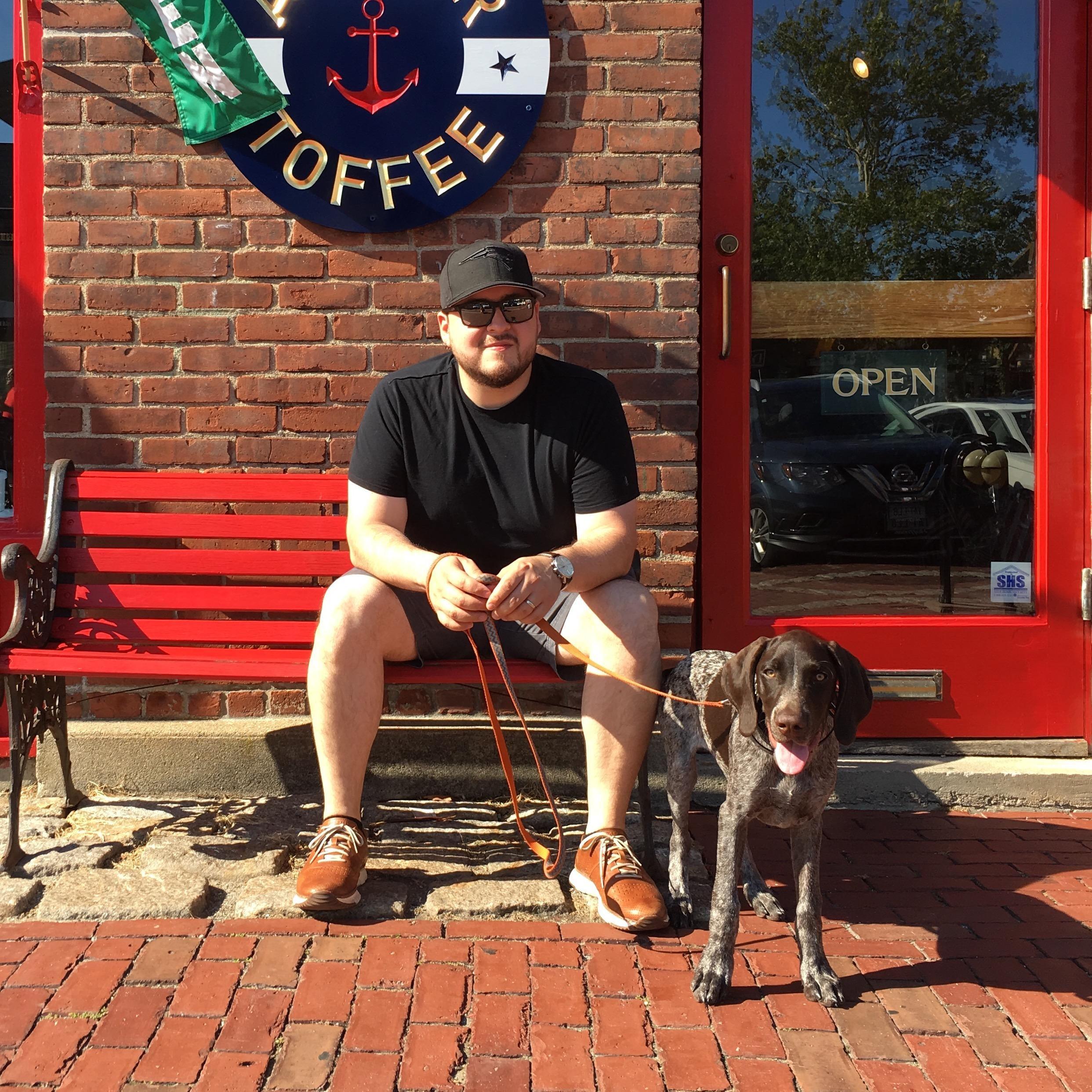 Gus's dog boarding