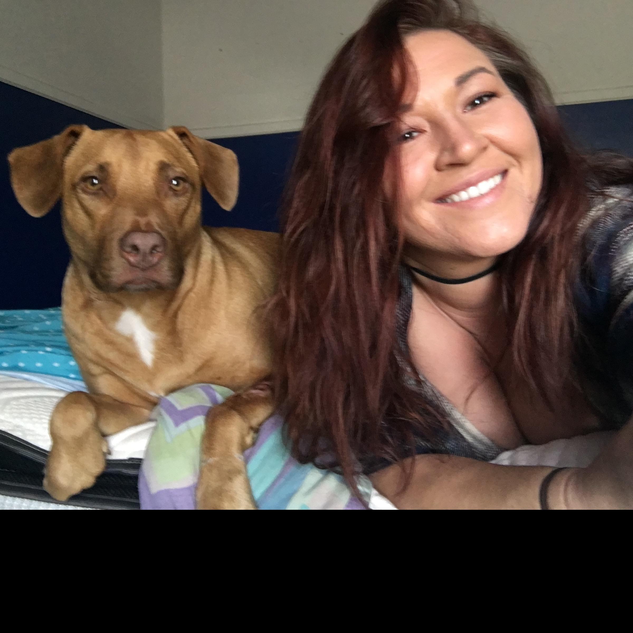 dog walker Chelsey
