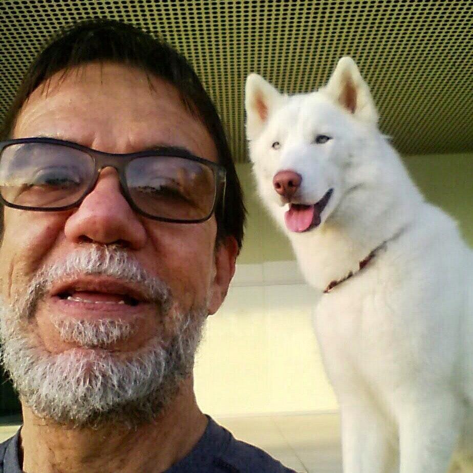 dog walker Diego