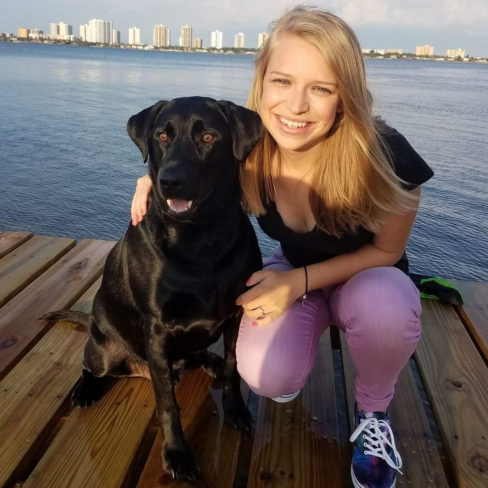 Arika's dog boarding