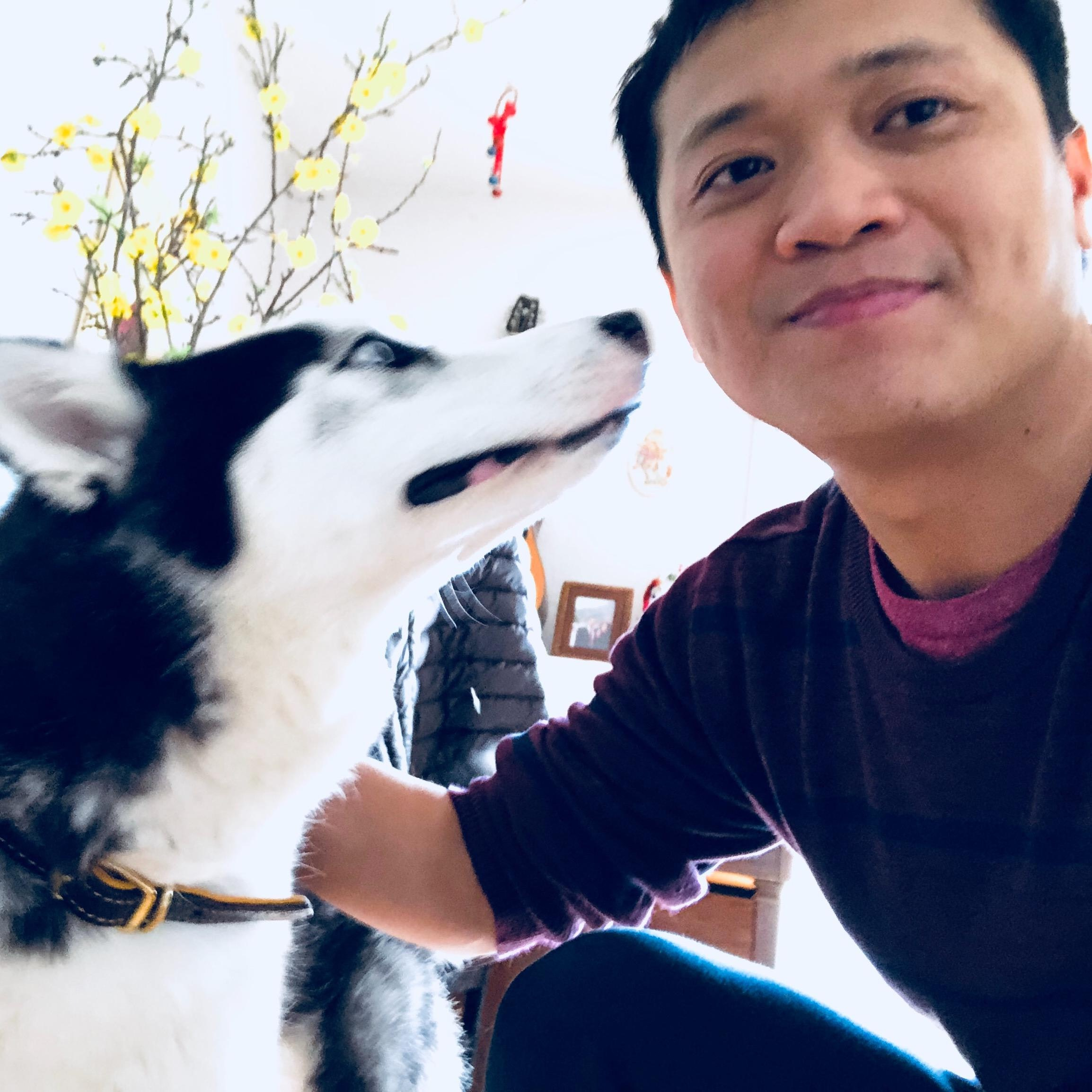 house sitter Nguyen Anh
