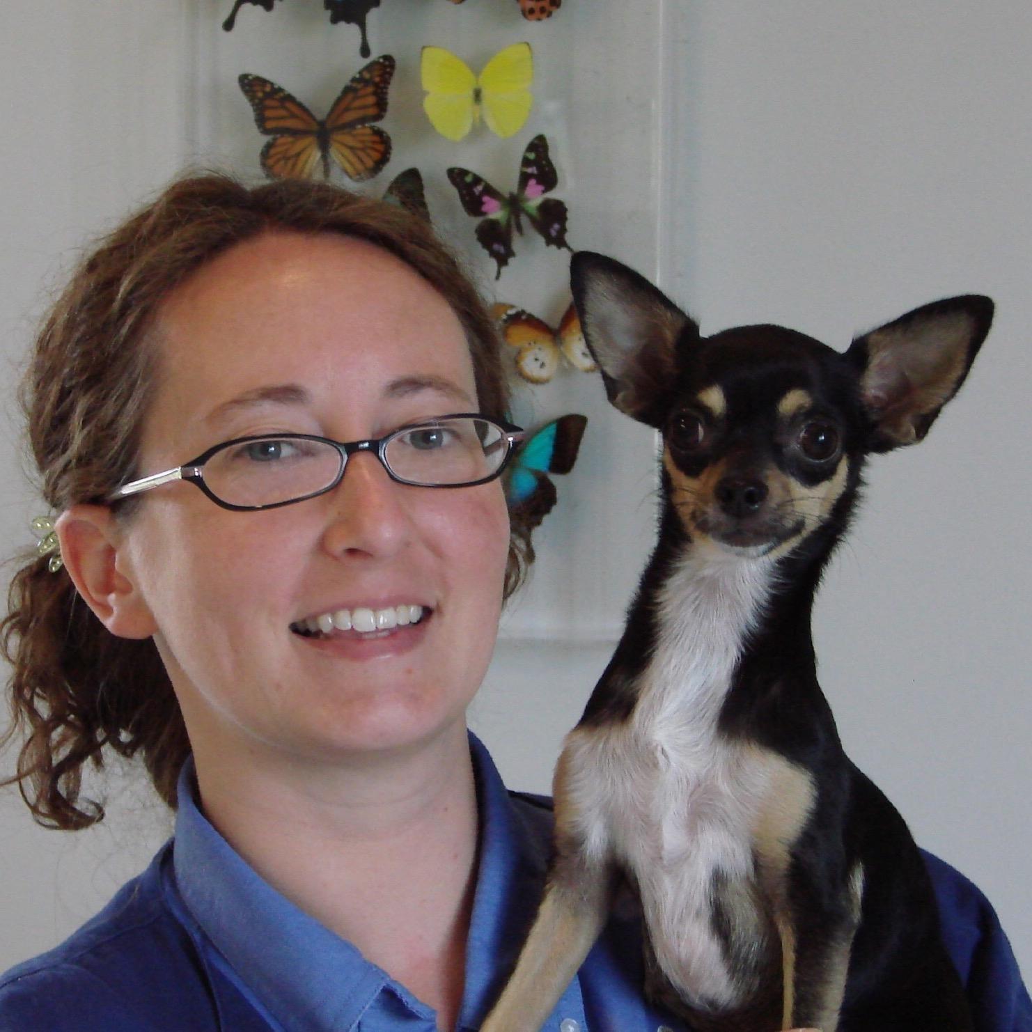 dog walker Larissa