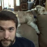 dog walker Aaron