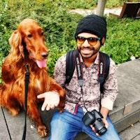 Bhanu Krishna's dog boarding