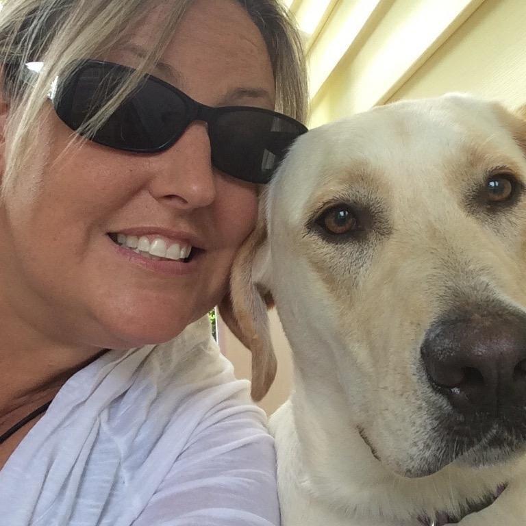 dog walker Gail