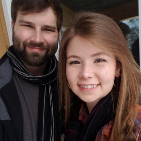 Laure & Evan D.