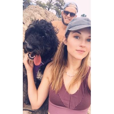 dog walker Erin & Richard
