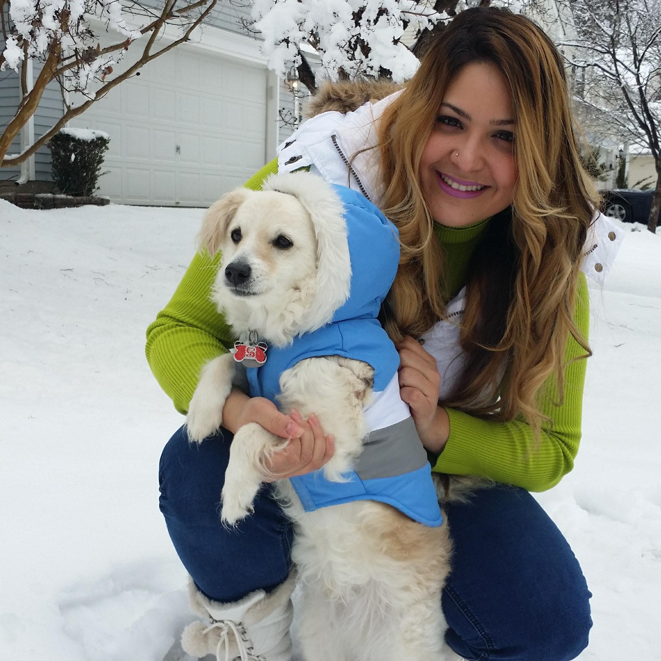 Cassandra's dog boarding