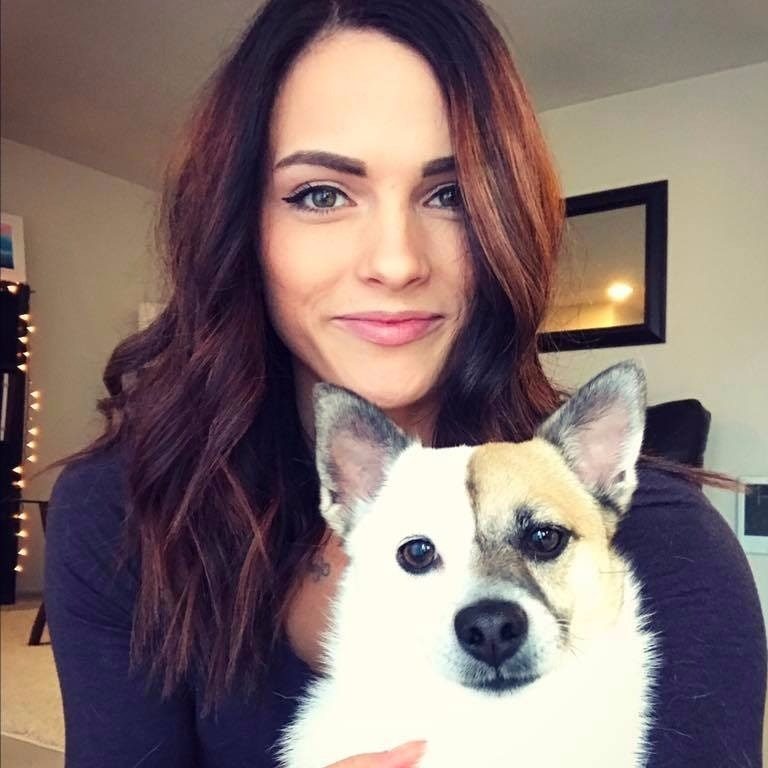 dog walker Paige
