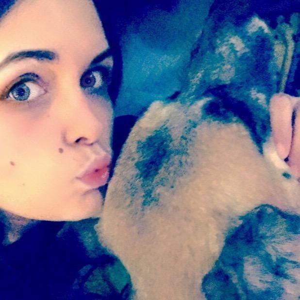 pet sitter Felicia