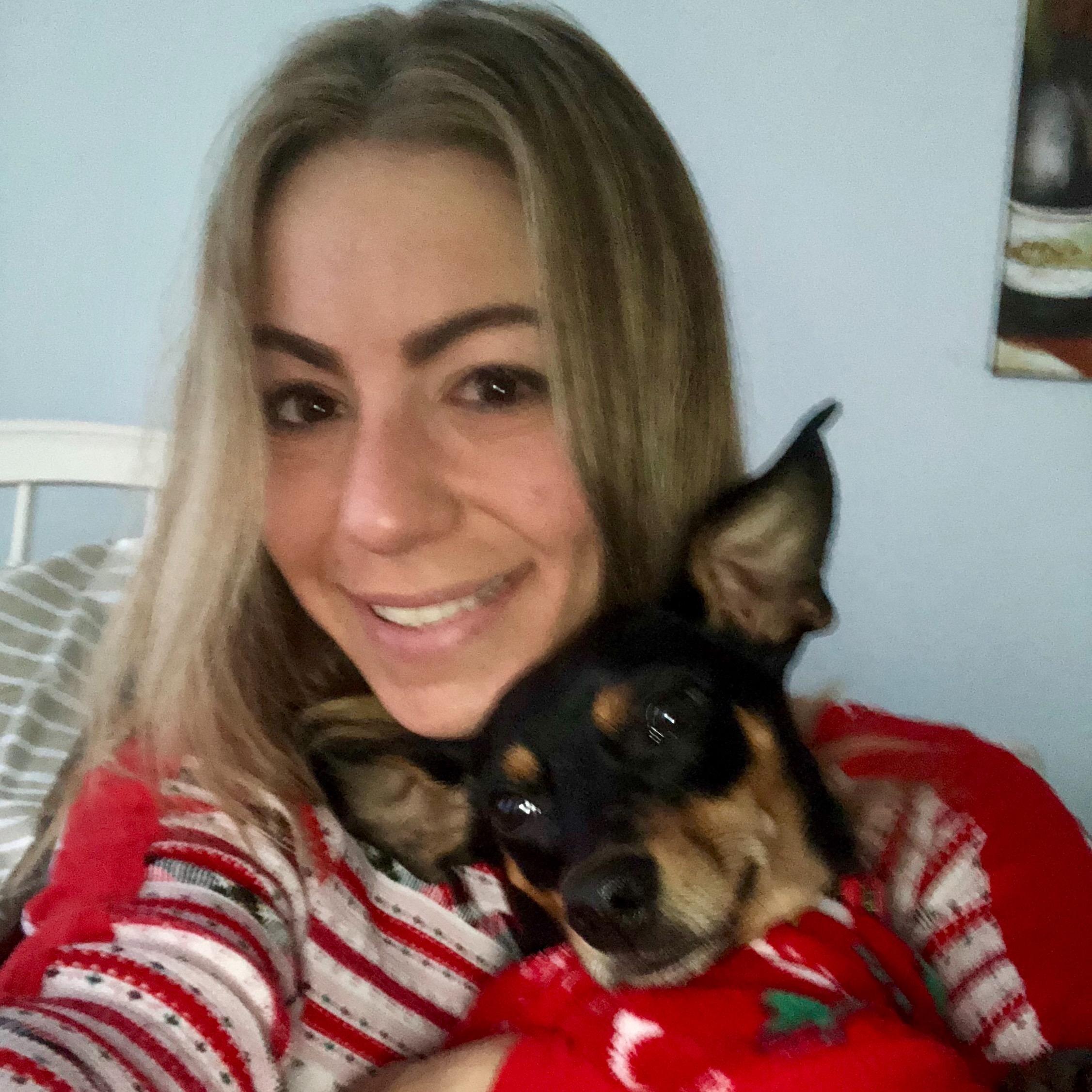 dog walker Ashlie