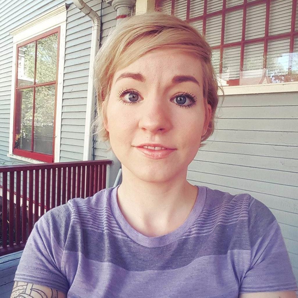 house sitter Katie