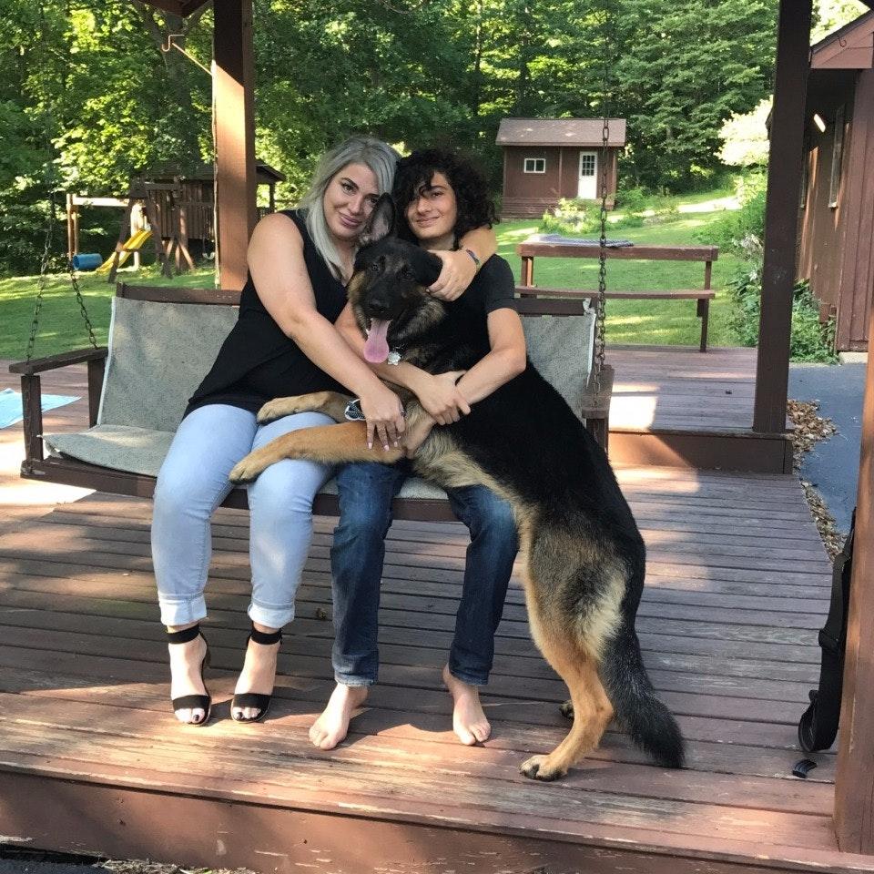 Dina's dog day care