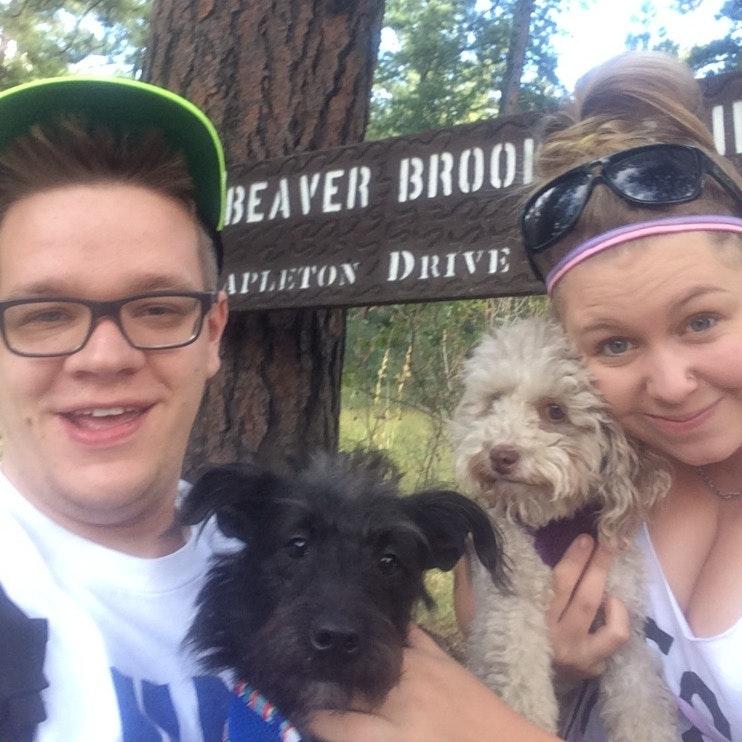 Haley & Tyler's dog boarding