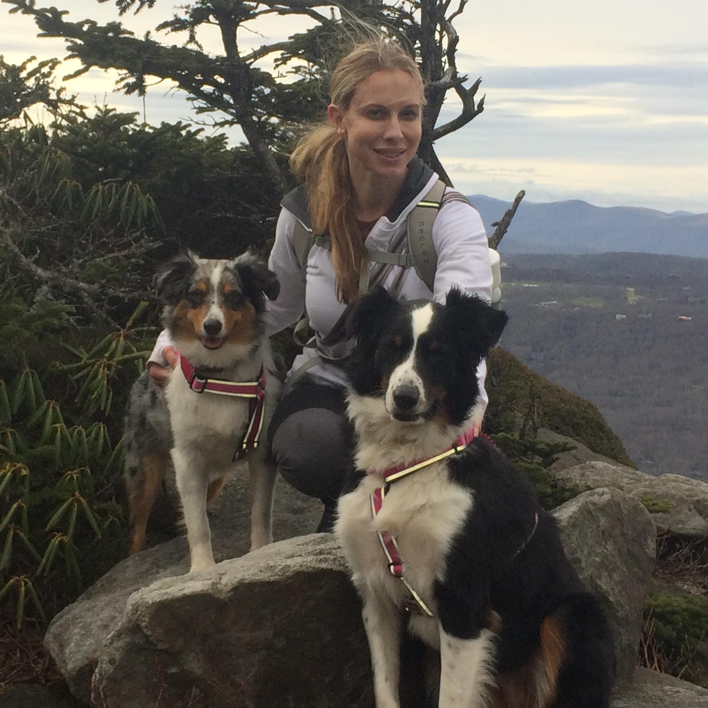 dog walker Christylee