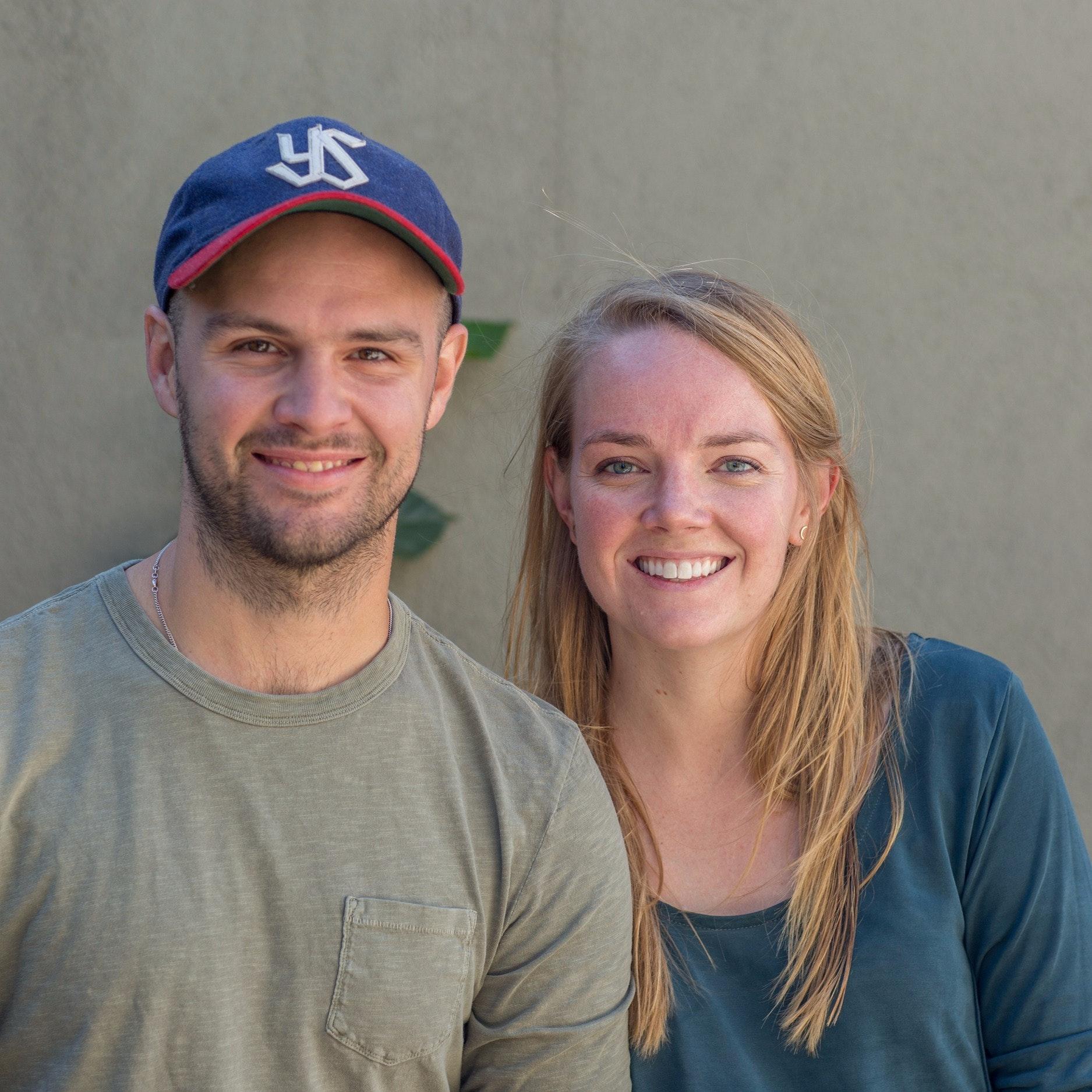 Charlie T. & Hannah R.