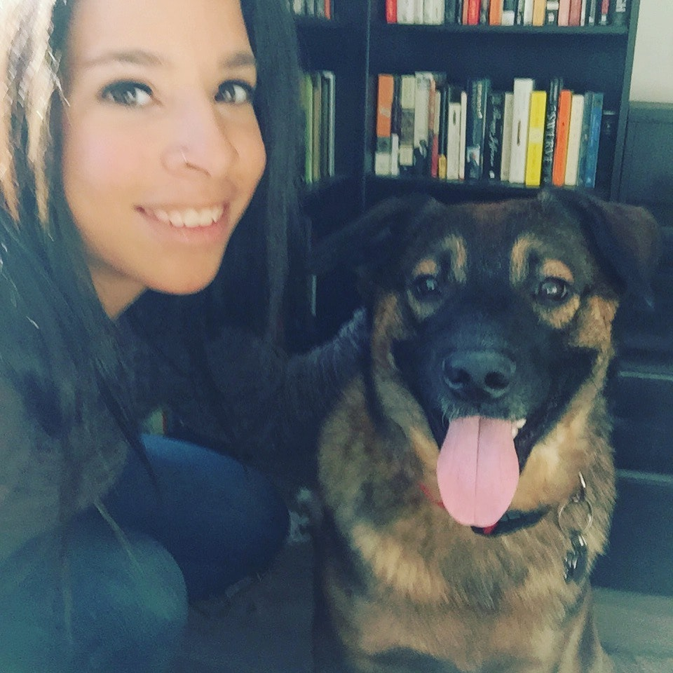 dog walker Kimi