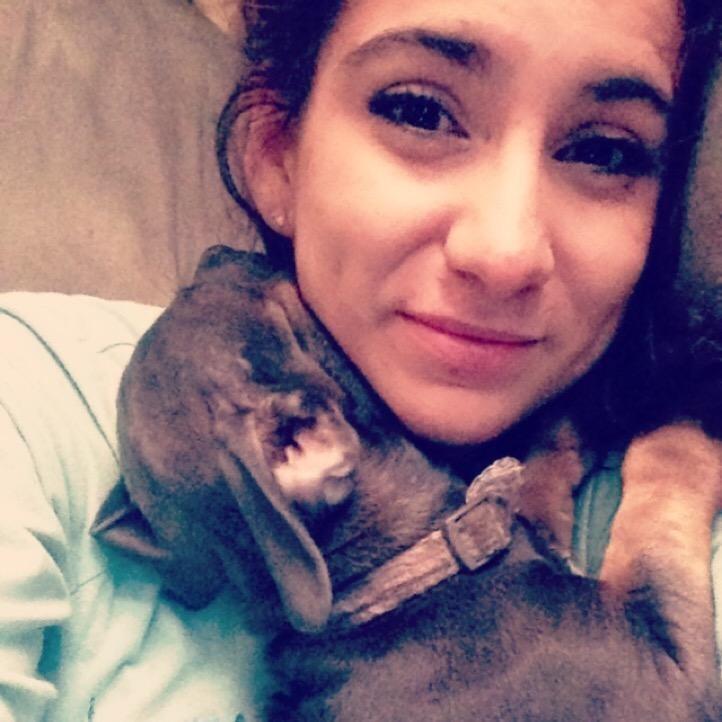 dog walker Kacey