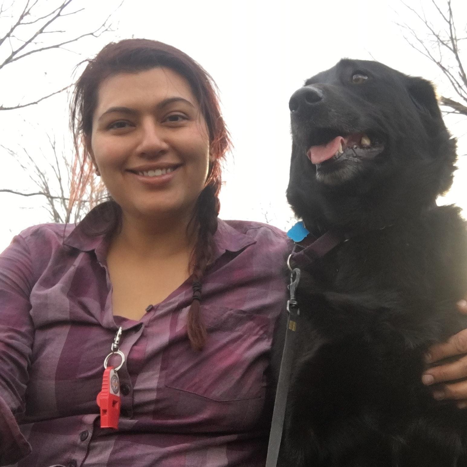 dog walker Magaly