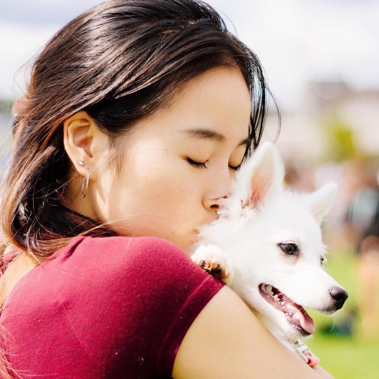 dog walker Janny