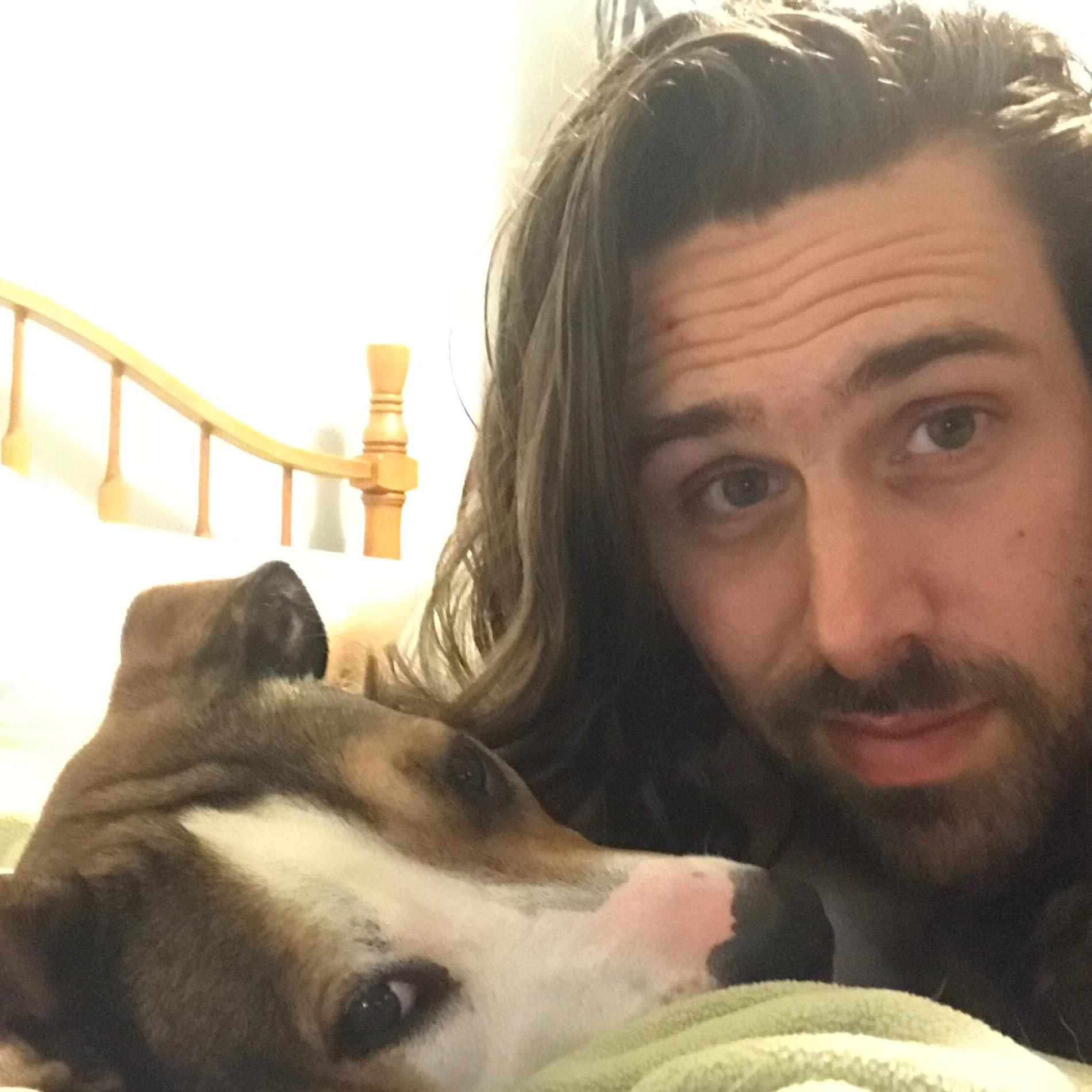 dog walker Mike