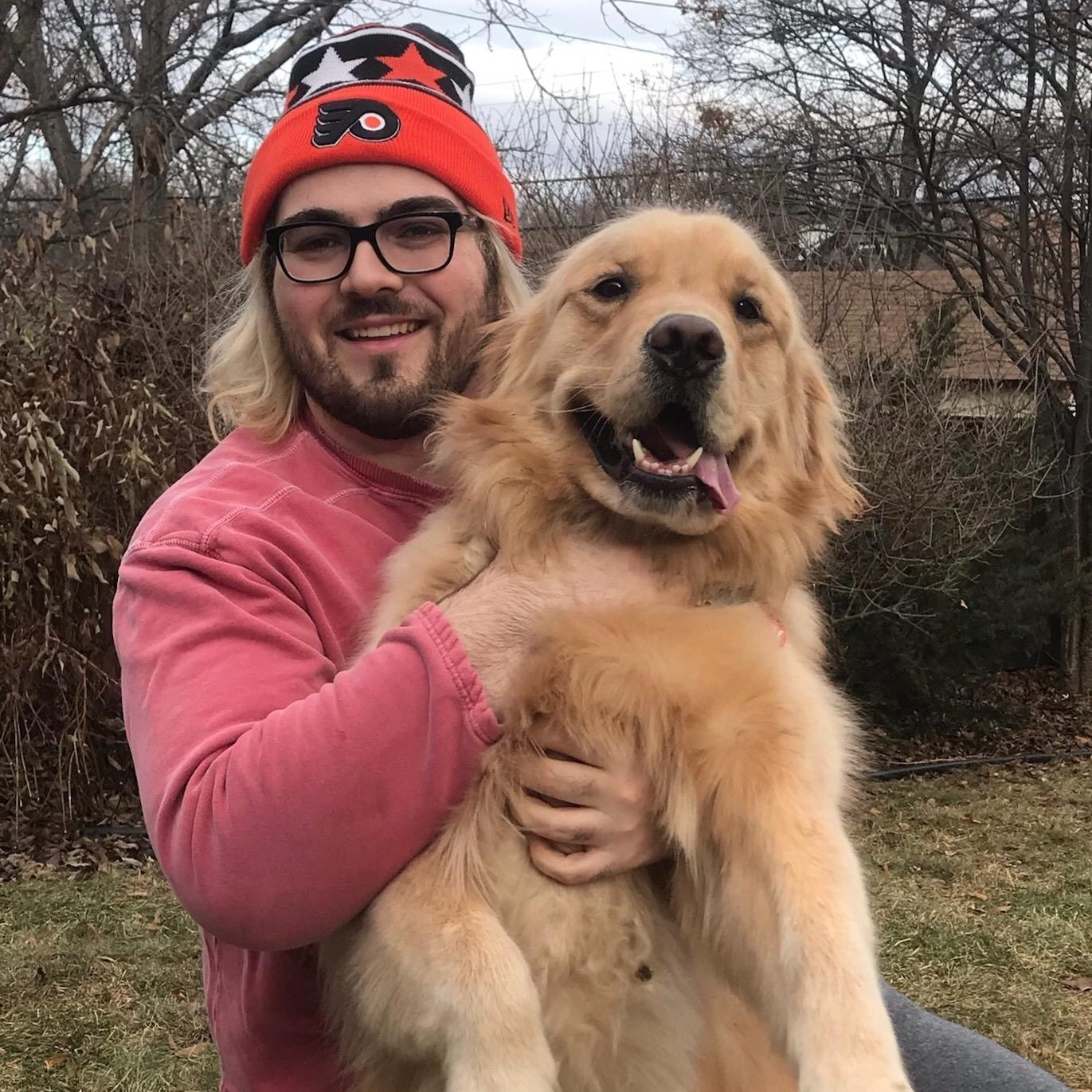 Elliot's dog boarding