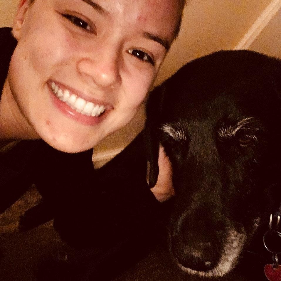 dog walker Jaymie