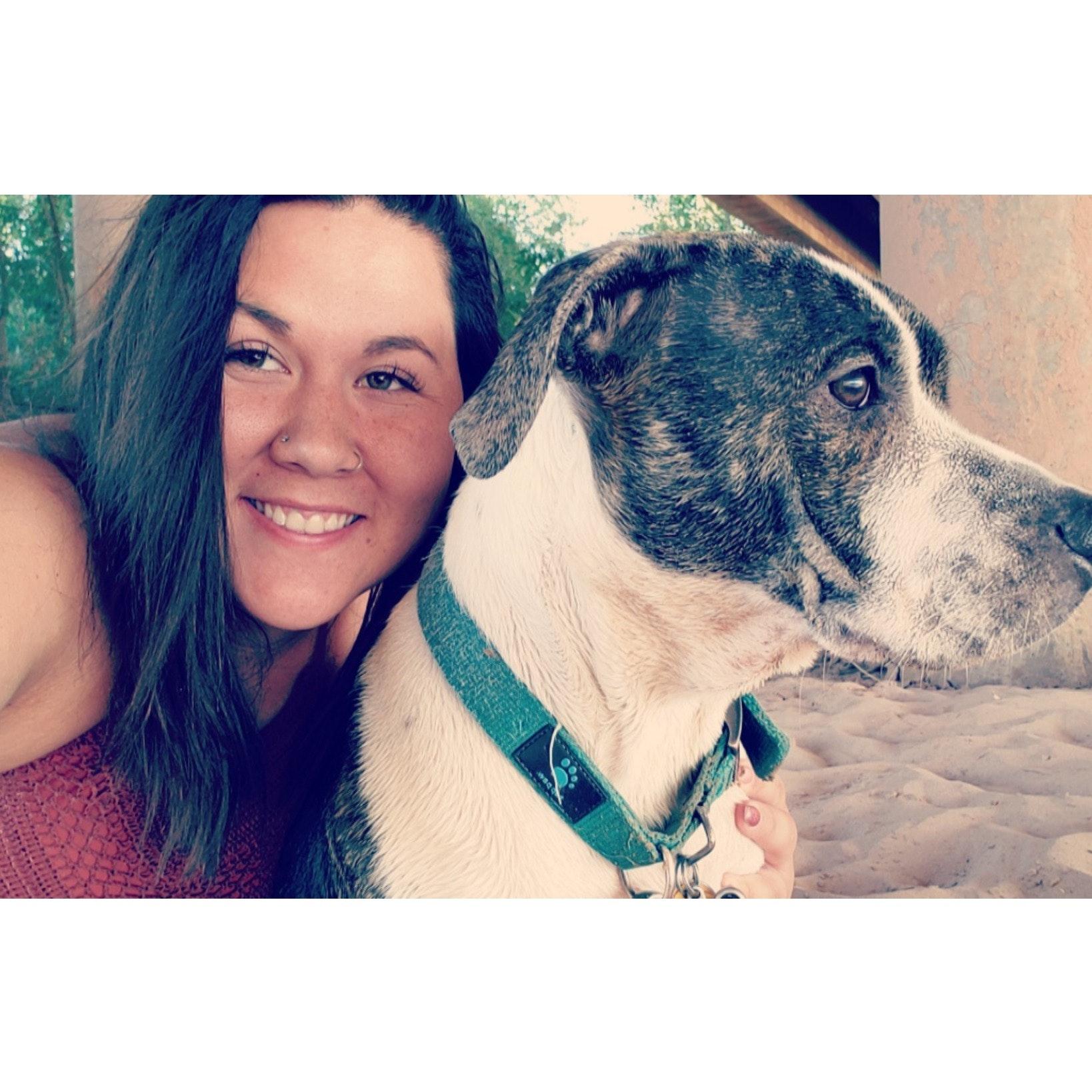 dog walker Breeanna