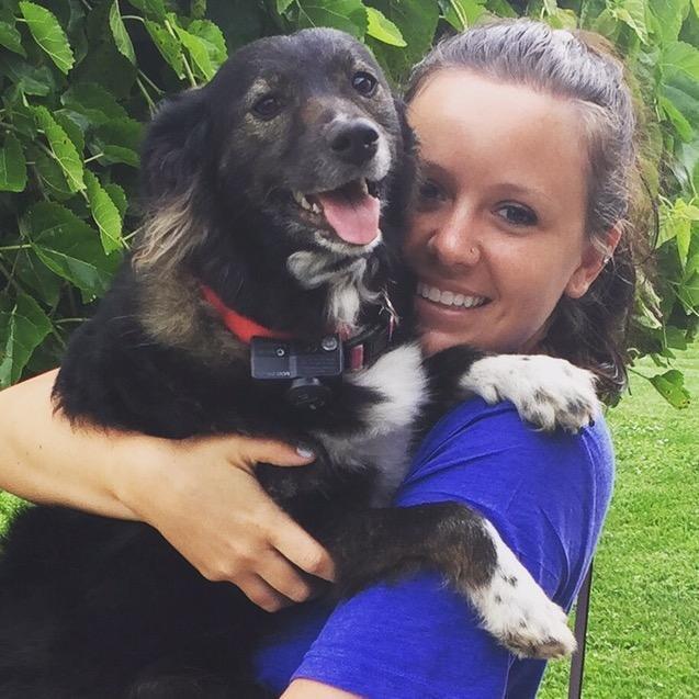 dog walker Alix