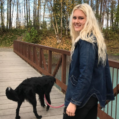 Madeline's dog boarding