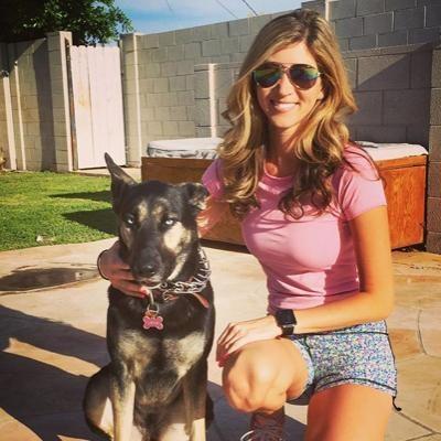 Juliet & Daniel's dog boarding