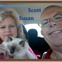 dog walker Susan & Marcus