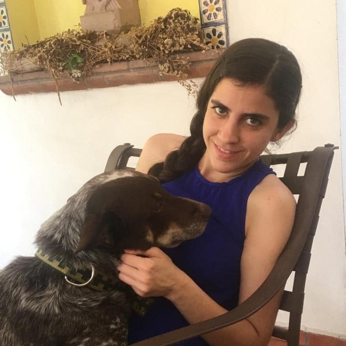dog walker Paulina
