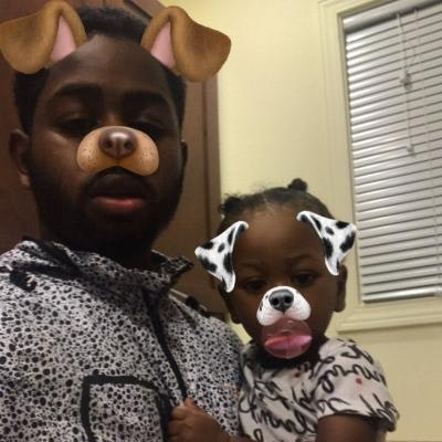 Darrius's dog day care