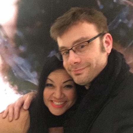 Brenda & Andrew J.
