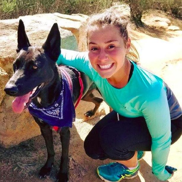 dog walker Tamilla