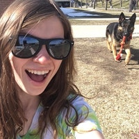 dog walker Leslie