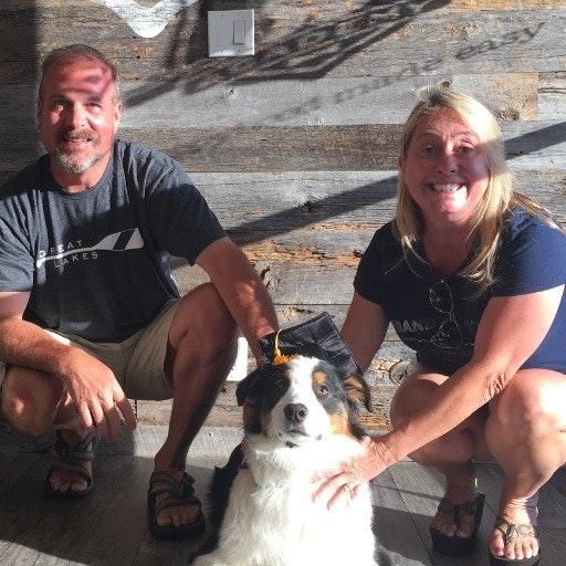 Kevin & Susan's dog boarding