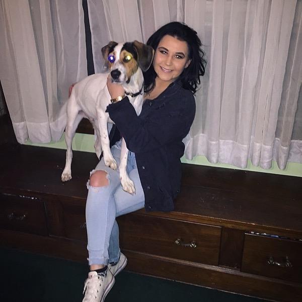 Chiann's dog boarding