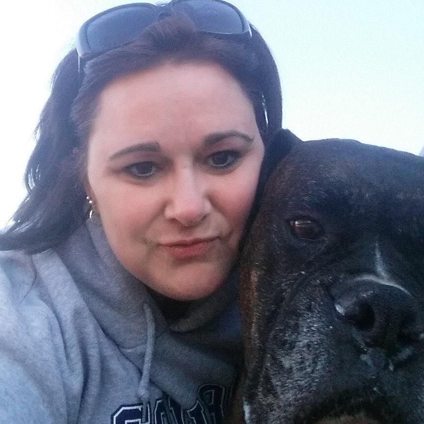 dog walker Patty