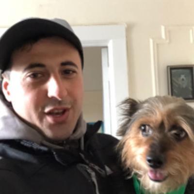 dog walker Jerry