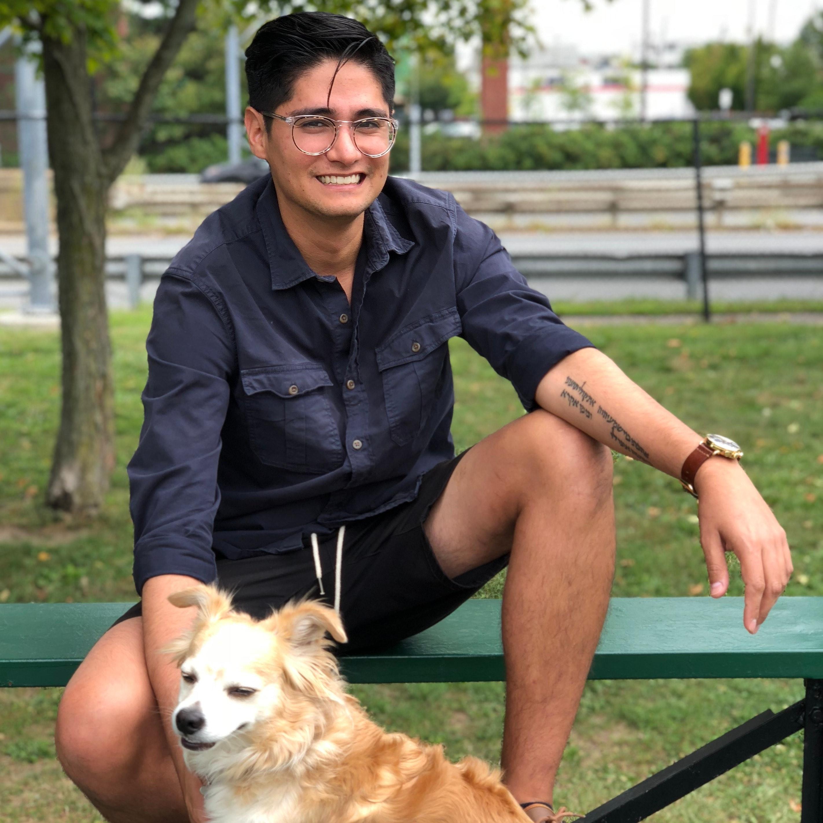 Jon-Paul & Claudia's dog day care